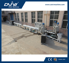 PPR Glass Fiber Water Pipe Extrusion Machine