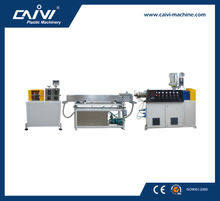 PE/PVC/PU Precision Pipe Production Line